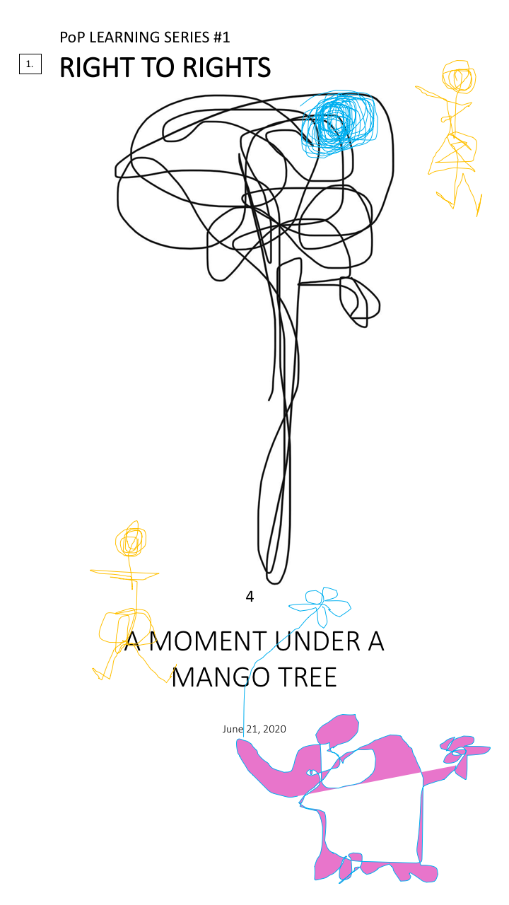 4. A Moment Under a Mango Tree