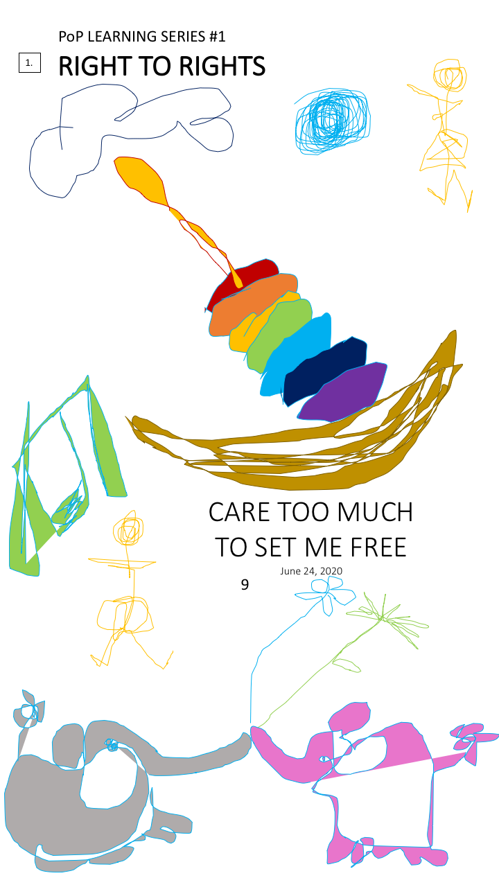 9. Care Too Much To Set Me Free